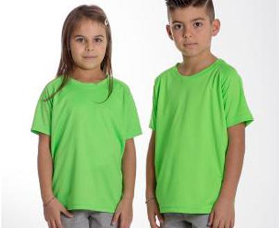 T-Shirt-Running-Kids